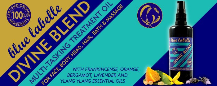Divine Blend Treatment Oil