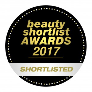 SHORTLISTED BEAUTY SHORTLIST 2017 LOGO copy