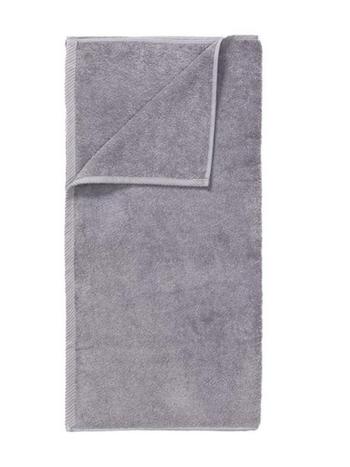 Organic grey flannel at Blue Labelle