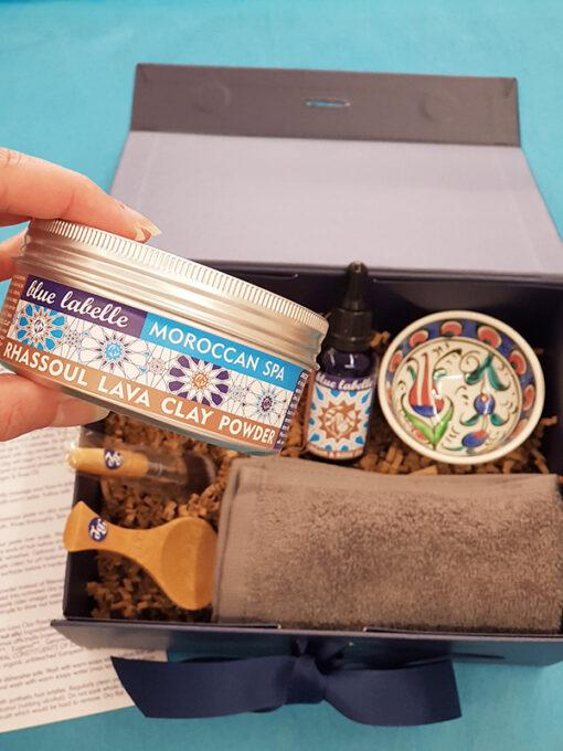 Spa Gift Sets | Clay Mask | Argan Oil | Moroccan Spa Set