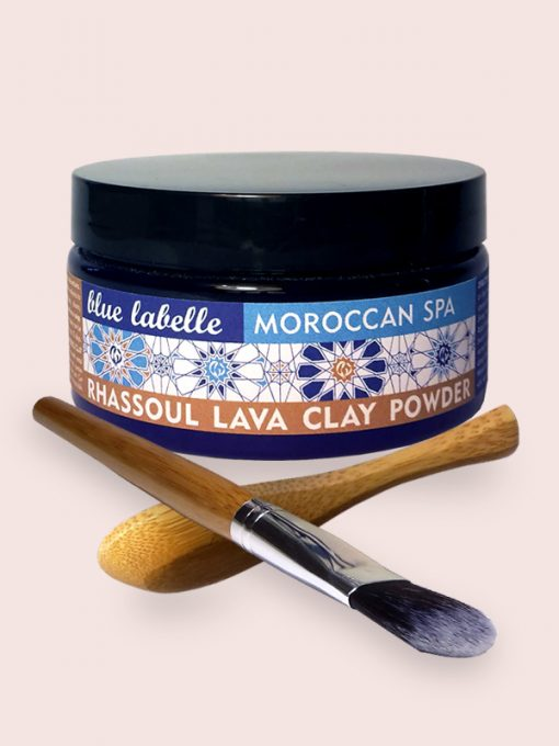 Rhassoul Clay - for Natural Face Masks