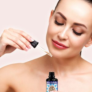 Organic Argan Oil with Rose Oil for Face Treatments