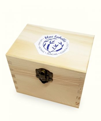 6 Hole Box for Essential Oils | Aromatherapy Oil Box