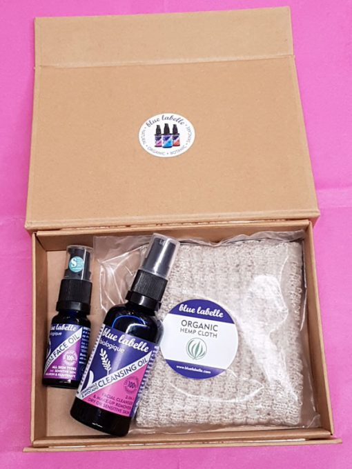 Try Me Cleanse and Nourish Kit | Facial Gift Sets - Skincare Set