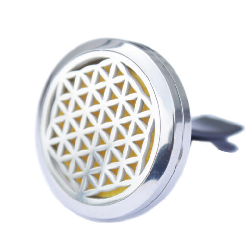 Car diffuser flower of life