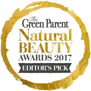 Green Parent Magazine Natural Skin Care Awards