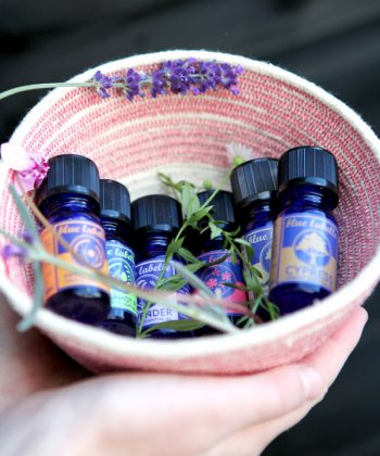 Organic Essential Oils and Absolutes