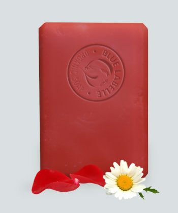 Moroccan Chamomile Rose Soap
