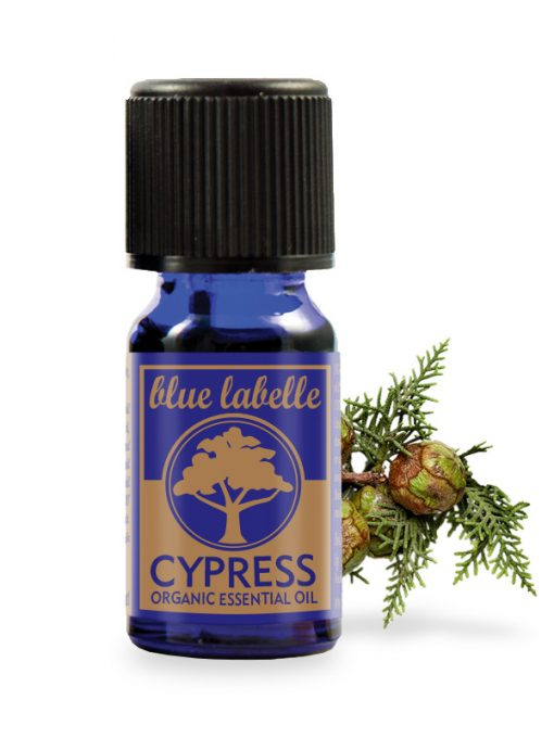 Organic cypress essential oil, cypress oil