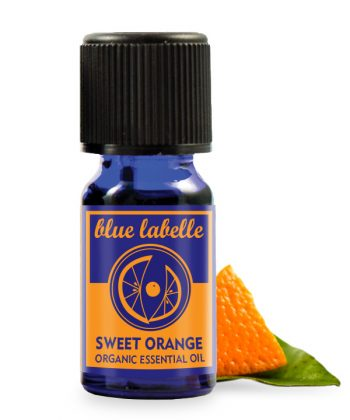 Orange Essential Oil - Organic Sweet Orange Oil