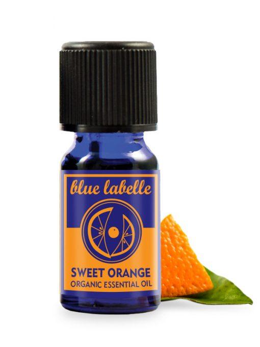 Orange Essential Oil - Organic Sweet Orange Oil