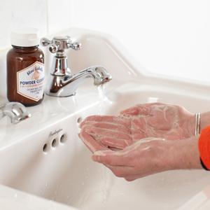 Glow powder cleanser, cleansing powder, vitamin c cleanser