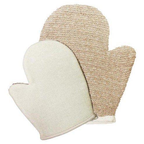 Jute Exfoliating Body Glove