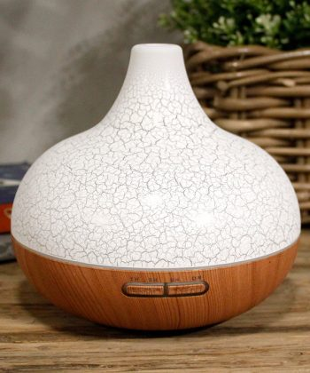 Electric Diffuser Santorini Shell at Blue Labelle