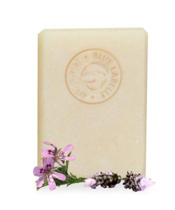 Organic Geranium and Lavender Soap - Glycerin Soap