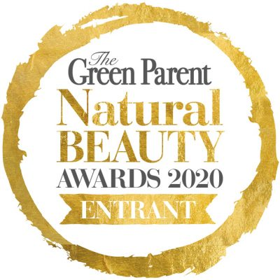 Blue Labelle Natural Skincare, Green Parent Award Entrant