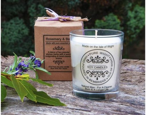 Rosemary & Bay Candle