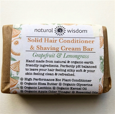 Natural Wisdom Conditioner Bar