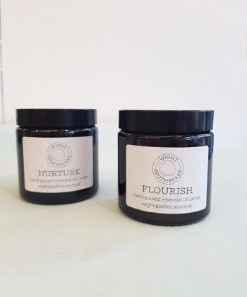Wight Apothecary Essential Oil Candles